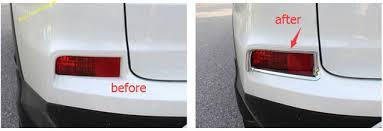 2016 honda crv fog lights exterior for honda crv cr v 2015 2016 abs rear tail fog light l