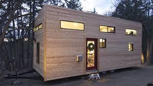 Modern Tiny House Home A Modern Tiny House In Oregon