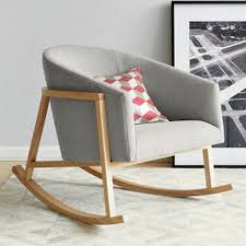 Rocking Chairs For Modern Home Decorating  Rocking Chair - Design rocking chair