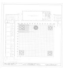 texas technological college administration building 1st floor plan