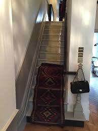 New Banister Kilim Stair Runner Maison Bentley Style