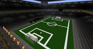 minecraft sports stadium football stadium san siro screenshots show your creation