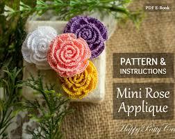 mini crochet pattern and mini