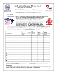 Pledge Sheets For Fundraising Template by Doc 607787 Sponsor Sheets Doc12751650 Sponsor Sheets For