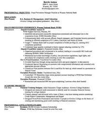 Resume Structure Examples by Sample Contract Lobbyist Resume Http Exampleresumecv Org