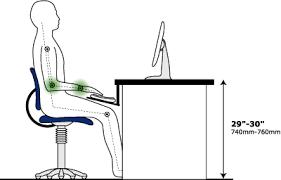 postura corretta scrivania lo studio mazzini pu祺 aiutarvi a trovare e mantenere un postura sana