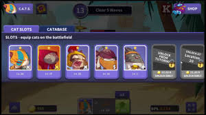 tap cats idle warfare 2016 gameplay ios android youtube