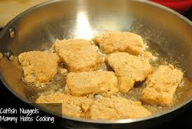Catfish Dinner Ideas Catfish Nuggets Mommy Hates Cooking