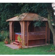 astonishing backyard gazebo exterior design with free standing