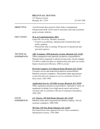 chronological resume template free resume templates