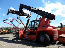 kalmar drf 450 60 s6 reachstackers year of manufacture 2004
