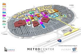 Phoenix Metro Map by New Housing Workplace Additions Likely Next Phase Of Metrocenter