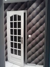 papier peint intissé chambre adulte chambre adulte mur noir sur intérieur conception d