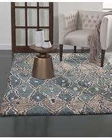 blue and brown area rugs winter deals