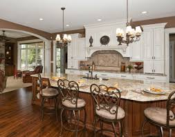 large kitchen islands with seating sleek large kitchen islands designs choose layouts large kitchen