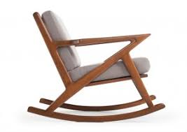Modern Rocking Chair For Nursery Kennedy Rocking Chair From Thrive Furniture