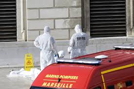 Wildfire Case Opening Knife by French Police Kill Suspected Knife Attacker In Marseille Train S