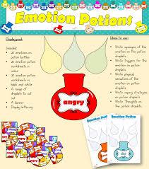Emotion Potion Display pack  Item 234  Elsa Support
