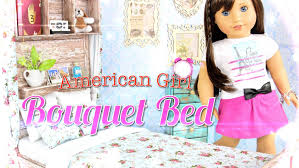 how to make american girl doll bed diy how to make doll bed american girl bouquet bed handmade