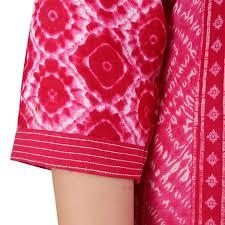 trishaa by pantaloons women u0027s cotton churidar kurta dupatta set