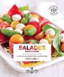 cuisine marabout salades gourmandes côté cuisine marabout 9782501087162