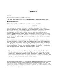 college career counselor cover letter job placement counselorcover