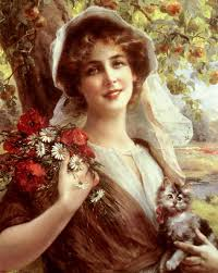 women hairstyle france 1919 79 best emile vernon 1872 1919 french images on pinterest