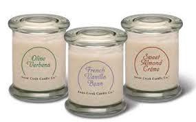 contemporary jar candles