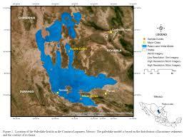 Half Of The United States Fauna Y Flora De Dunas Continentales En El Paleolago Irritila De