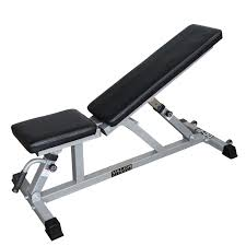 Flat And Incline Bench Dd 21 Incline Flat Utility Bench With Wheels Valor Fitness