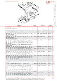 massey ferguson hydraulic pumps page 285 sparex parts lists