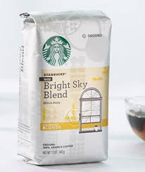 Starbucks Light Roast Starbucks Newbie Bright Sky Blend How To Have It All