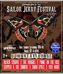 sailor jerry festival 2017 at downbeat downbeat lounge honolulu
