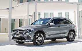 hydrogen powered mercedes glc to launch in 2017
