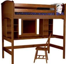 College Loft Bed Harvey Ellis College Loft Bed