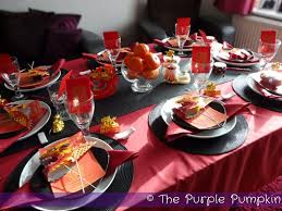 New Years Table Decorations The Table Year Of The Dragon Chinese Banquet The Purple Pumpkin