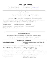 Best Nursing Resume Template by Nursing Resume Builder Resume For Your Job Application