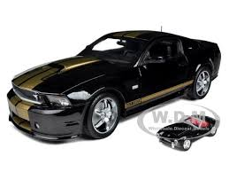 2012 shelby mustang collectibles 2012 ford shelby mustang gt 350 1 18 black with 1 64