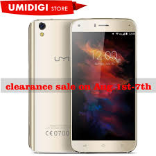 aliexpress com buy in stock umi diamond 5 0 inch cell phone