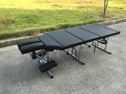 portable chiropractic drop table chiropractic drop table best table 2018