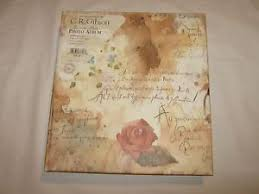 photo album magnetic pages photo album magnetic pages c r gibson 36 photo safe pages ebay
