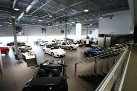 dealership nyc largest porsche dealership in na now open autoevolution