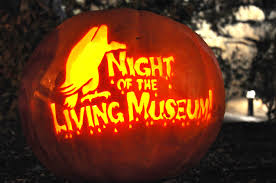 night of the living museum at the virginia living museum