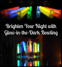black light bowling near me how to create glow in the dark bowling in your home my kids