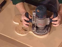 wooden letter templates how to use router templates and bearing guides how tos diy use template with the guide