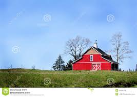 new red barn royalty free stock images image 24704379