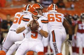 Cleveland Browns Flag Where Does Cody Kessler Stand Among Rookie Quarterbacks Waiting
