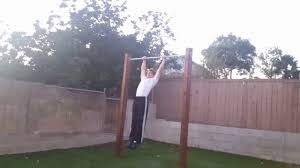 10 clean muscle ups to 10 bar dips to 10 full range of motion pull