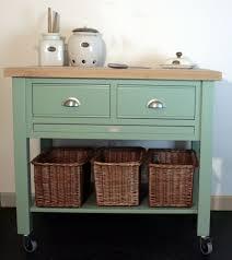 eddingtons baydon solid beech wood kitchen trolley island brand