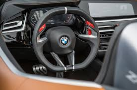 bmw concept z4 hits the lawn at pebble beach motor trend